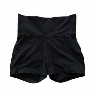 Athleta Black Running shorts size XS